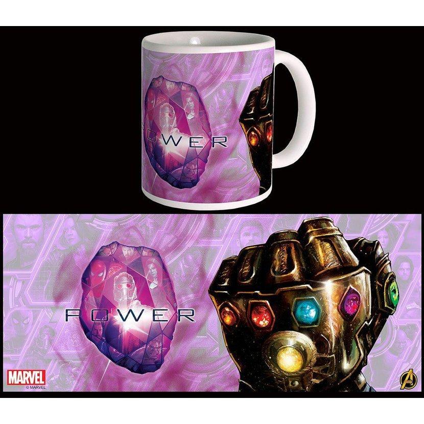 avengers infinity war hrnek power stone  comics point