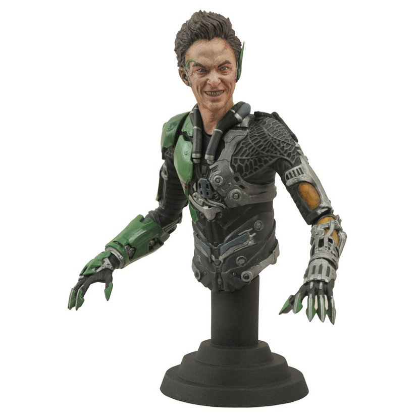 The Amazing Spider-Man 2 Bust Green Goblin 15 cm   Comics ...